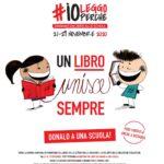 Campagna di promozione del libro e della lettura per la creazione e lo sviluppo delle biblioteche scolastiche